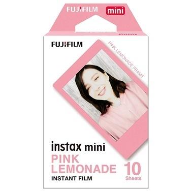 Fujifilm instax mini Pink Lemonade 10'lu Özel Film Pembe